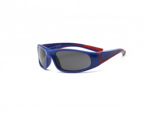 Okulary Bolt – Navy and Red 4+