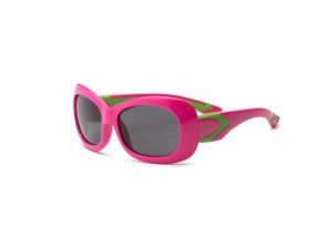 Okulary Breeze – Cherry Pink and Lime 4+