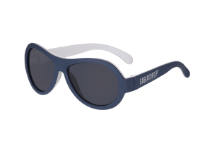 Babiators Two Tone Aviator: Nautical Navy 3-5 lat