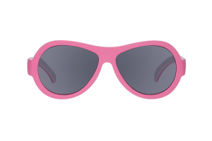 Babiators Two Tone Aviator: Tickled Pink 0-2 lata