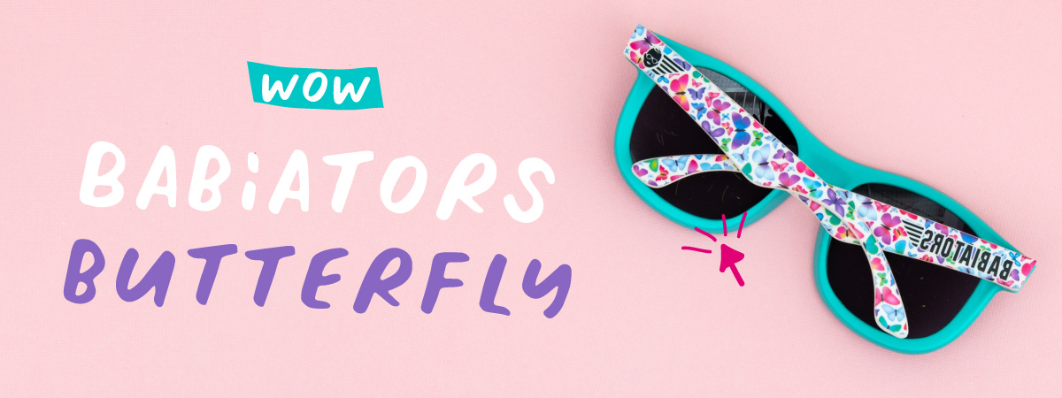 Babiators butterfly